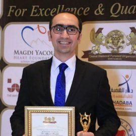 دكتور أحمد مصطفي، اخصائي ادارة مستشفيات